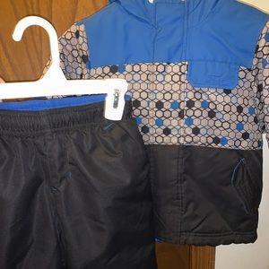 Boys Winter Outfit & Vest
